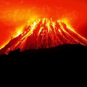 Volcano Wallpapers HD icon