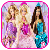 Wallpaper Barbie Sparkle blast icon