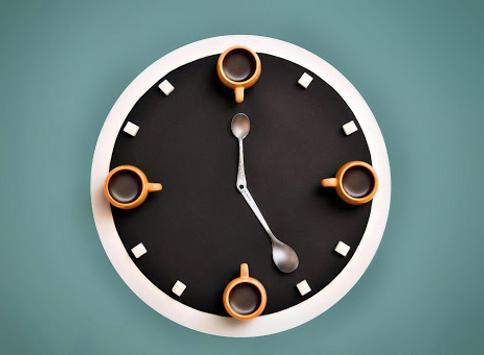 Wallpaper Clock screenshot 1