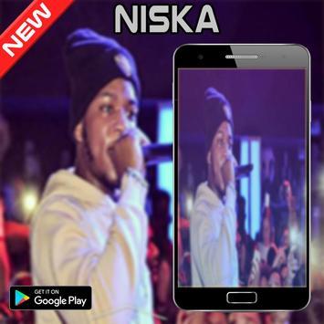 Fonds d'écran de Niska poster