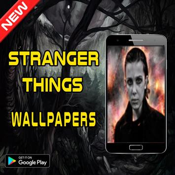 Stranger Things Wallpapers HD apk screenshot