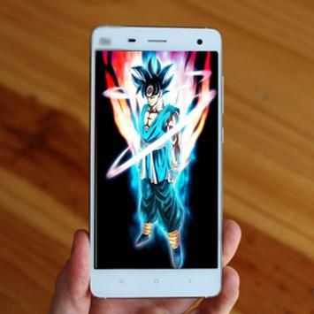 Wallpaper Goku Ultra Instinct Full screenshot 3
