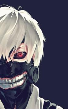 Wallpaper Ken Kaneki Art Ghoul screenshot 3