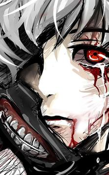 Wallpaper Ken Kaneki Art Ghoul screenshot 5