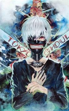 Wallpaper Ken Kaneki Art Ghoul screenshot 6