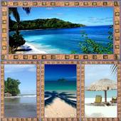 Wallpaper Beach icon