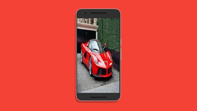 Wallpaper Supercar HD screenshot 2