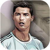 Cristiano Ronaldo Best Wallpapers 3D icon