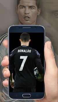 Cristiano Ronaldo Best Wallpapers 3D apk screenshot