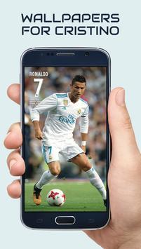 Cristiano Ronaldo Wallpapers Soccer HD 2018 screenshot 1