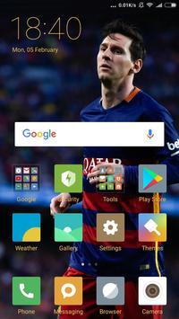Lionel Messi Full HD Wallpapers screenshot 3