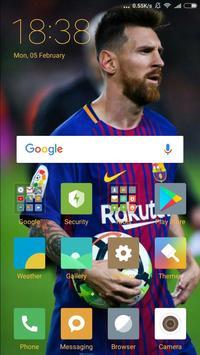 Lionel Messi Full HD Wallpapers screenshot 2