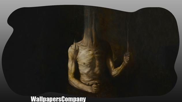 Creepy Horror Wallpaper apk screenshot