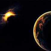 Solar Eclipse Wallpaper icon