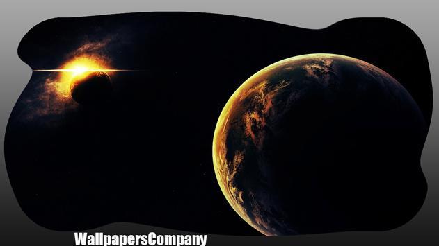 Solar Eclipse Wallpaper apk screenshot