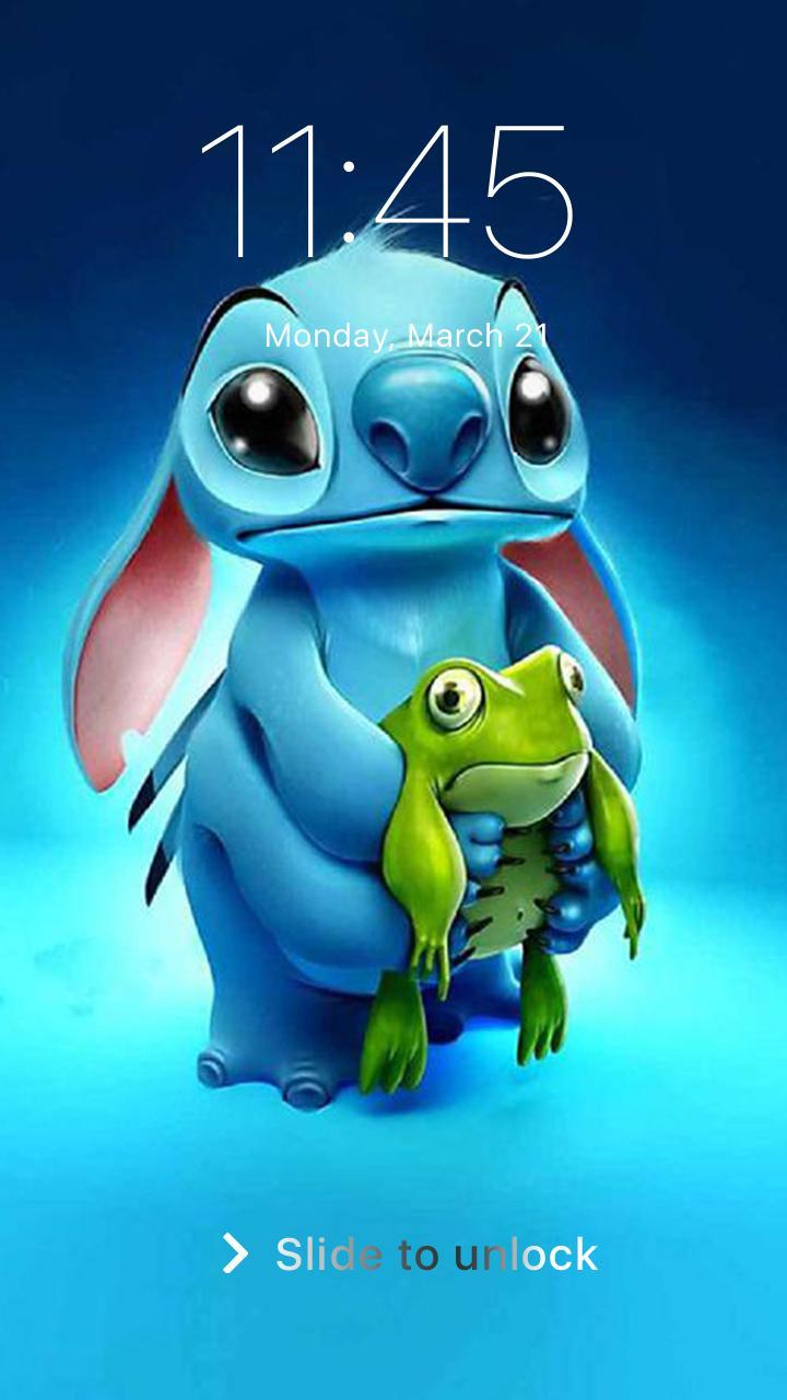 Lilo And Stitch Wallpapers Hd Lock Screen Pattern For Android