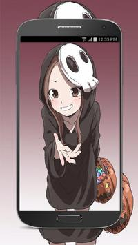 Wallpapers Free Karakai Jouzu No Takagi FansArt apk screenshot