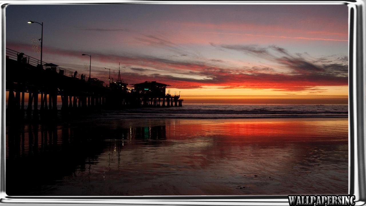 ... Long Beach Wallpaper screenshot 2 ...