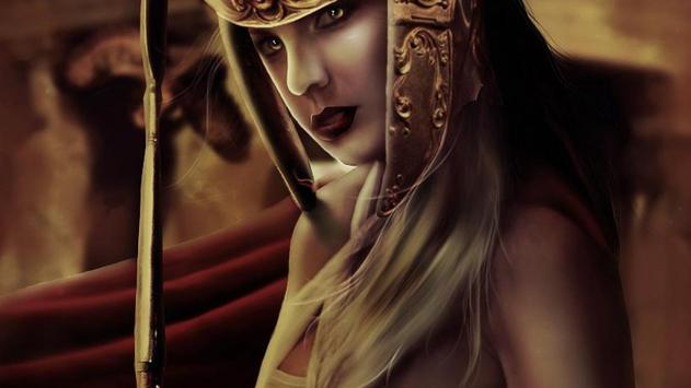 Athena Live Wallpaper apk screenshot