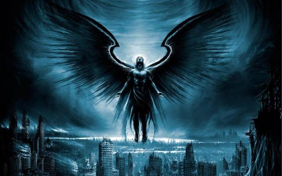 Angel Fallen Pack 2 LWP apk screenshot