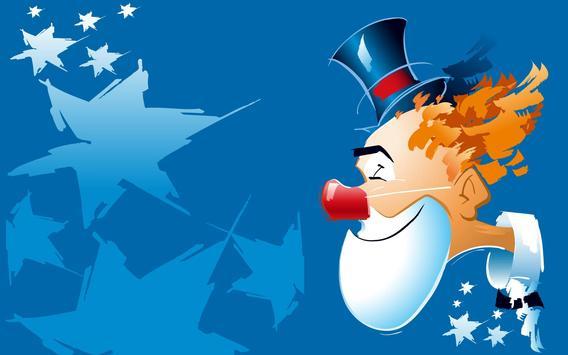 Clown Pack 2 Live Wallpaper screenshot 2