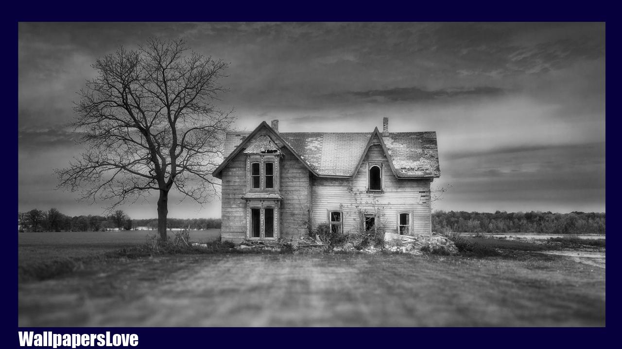 Horror House Wallpaper For Android Apk Download