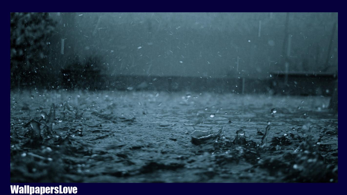 ... Rain Live Wallpaper screenshot 3
