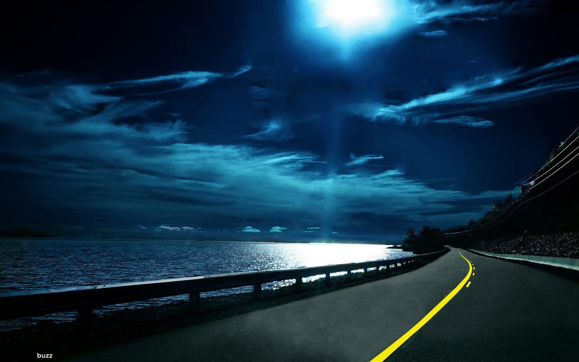 Road Night Pack 3 Wallpaper For Android Apk Download