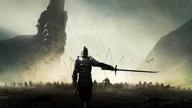 Medieval Shield Live Wallpaper Poster