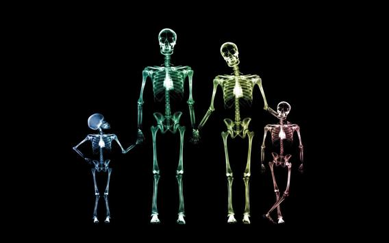 Skeleton Pack 2 Live Wallpaper apk screenshot