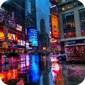 Time Square Pack 2 Wallpaper icon