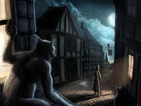 Werewolf Pack 4 Live Wallpaper apk screenshot