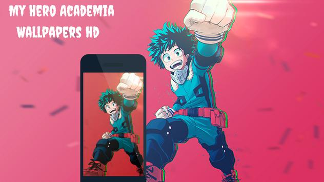 My Hero Academia Wallpapers hd screenshot 5