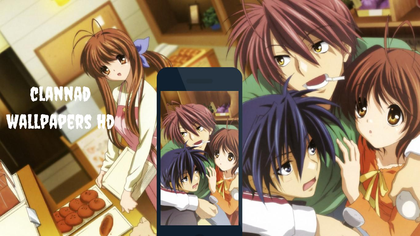 Clannad Wallpapers Hd For Android Apk Download