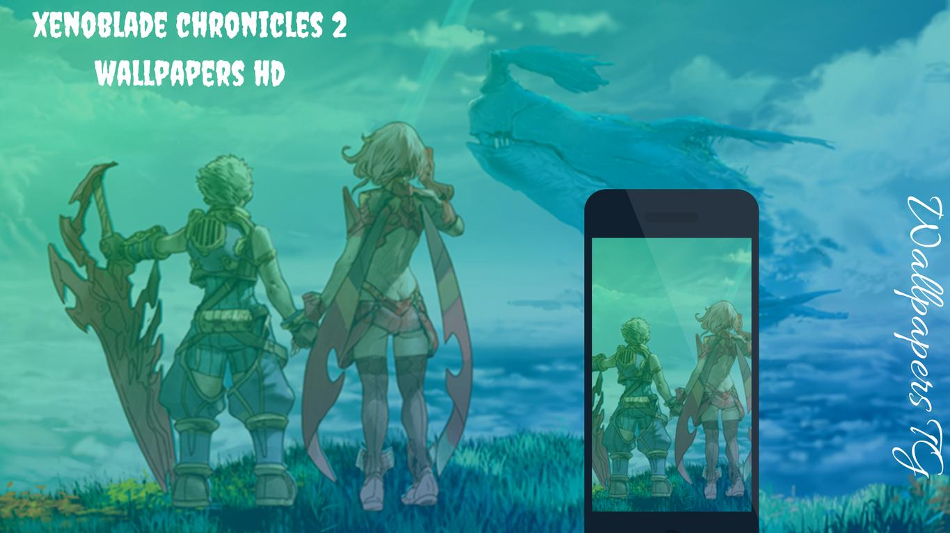 Xenoblade Chronicles 2 Wallpapers Hd For Android Apk Download