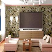 Walpaper model wall design icon