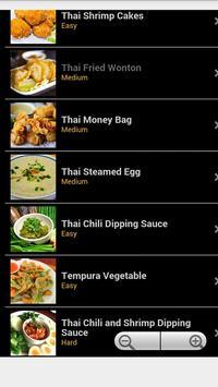 Food Recipes Thailand screenshot 2