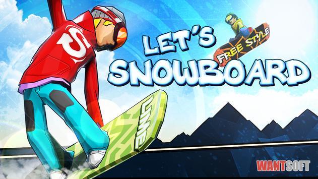 Halfpipe Snowboard apk screenshot