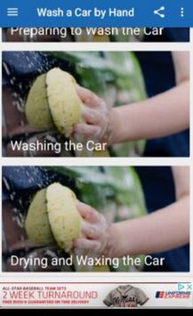 Wash a Car by Hand screenshot 1