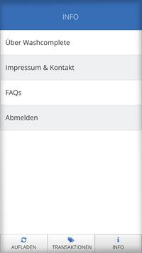 WashComplete screenshot 2