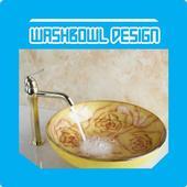 washbowl design icon
