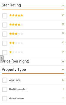 Washington Hotels Deals screenshot 2