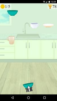 washing dishes clean game screenshot 4