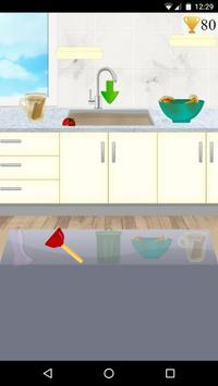 washing dishes clean game screenshot 2