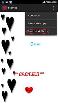 Flames apk screenshot