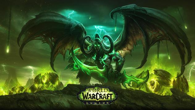 Warcraft Wallpaper screenshot 3