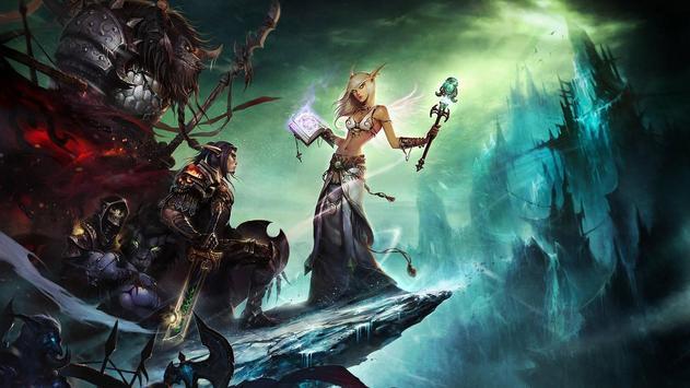 Warcraft Wallpaper screenshot 2