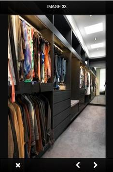 Wardrobe Design Ideas screenshot 11