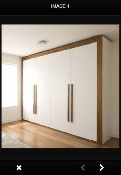 Wardrobe Design Ideas screenshot 1