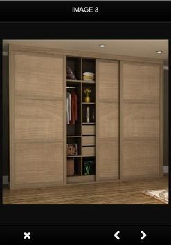Wardrobe Design Ideas screenshot 3